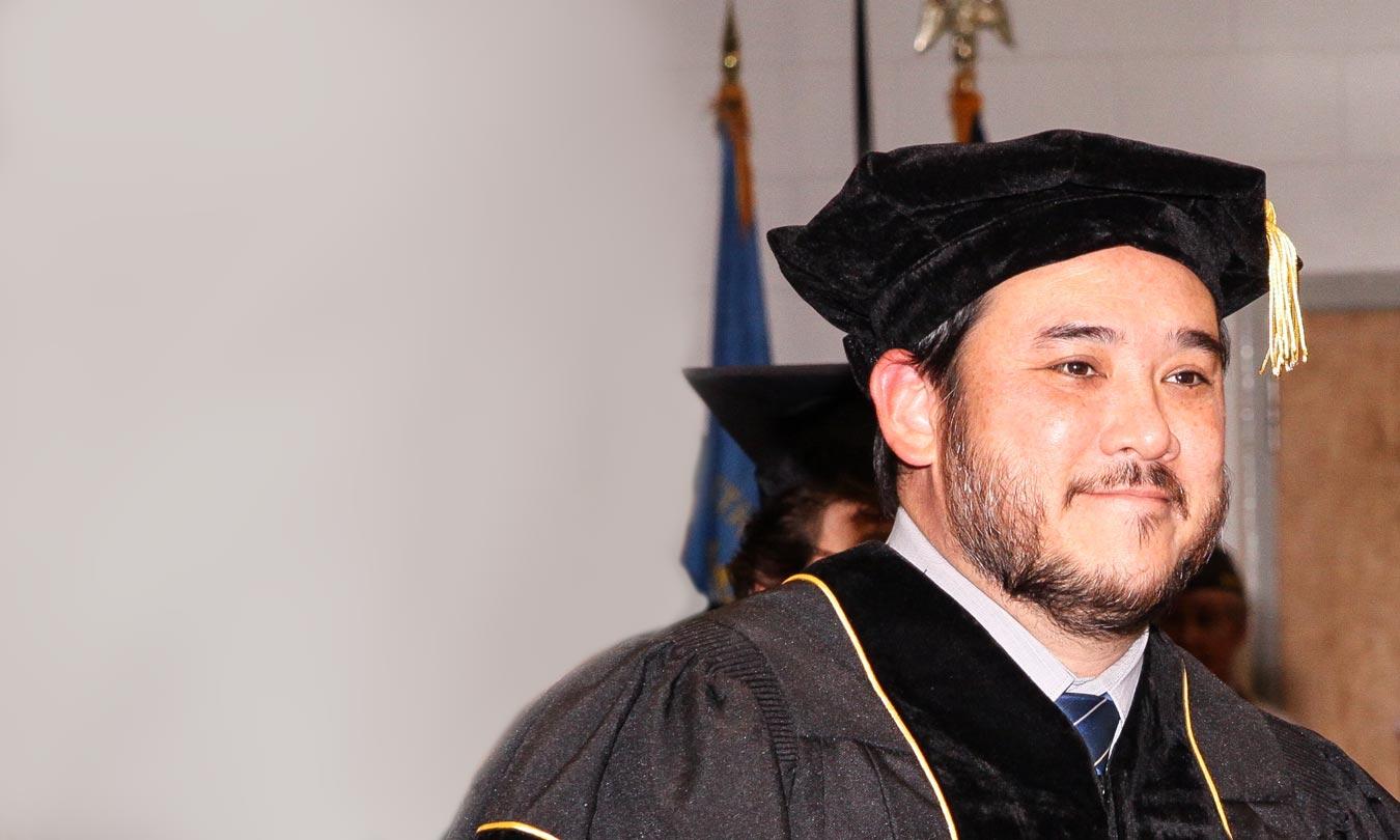 Graduate student of Dakota State University