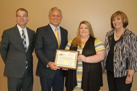Award for Academic Excellence - Phi Beta Lambda Business Club