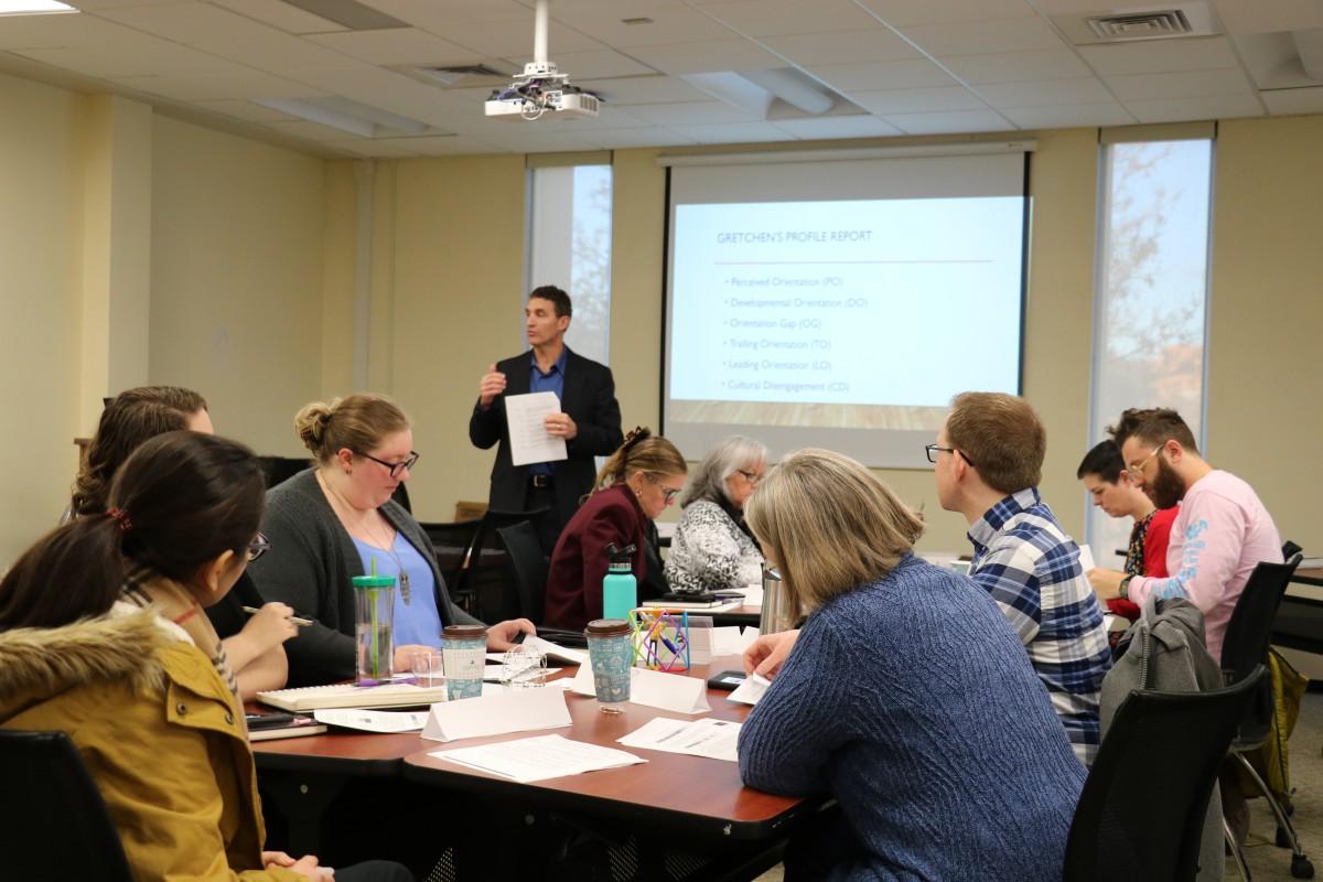 Spoke workshop teaches inclusion through communication