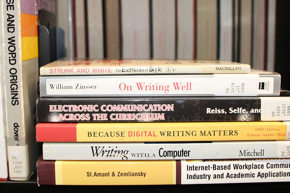 textbooks for English for new media