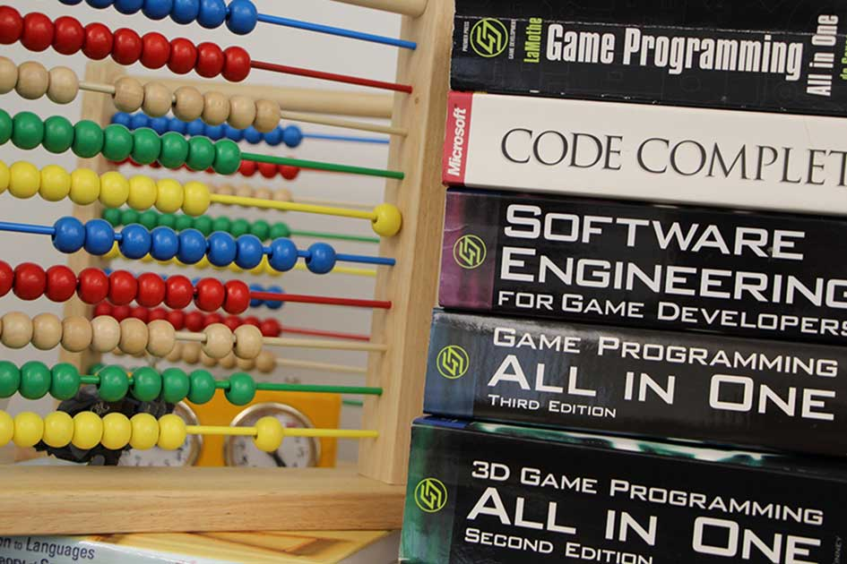 abacus and programming books